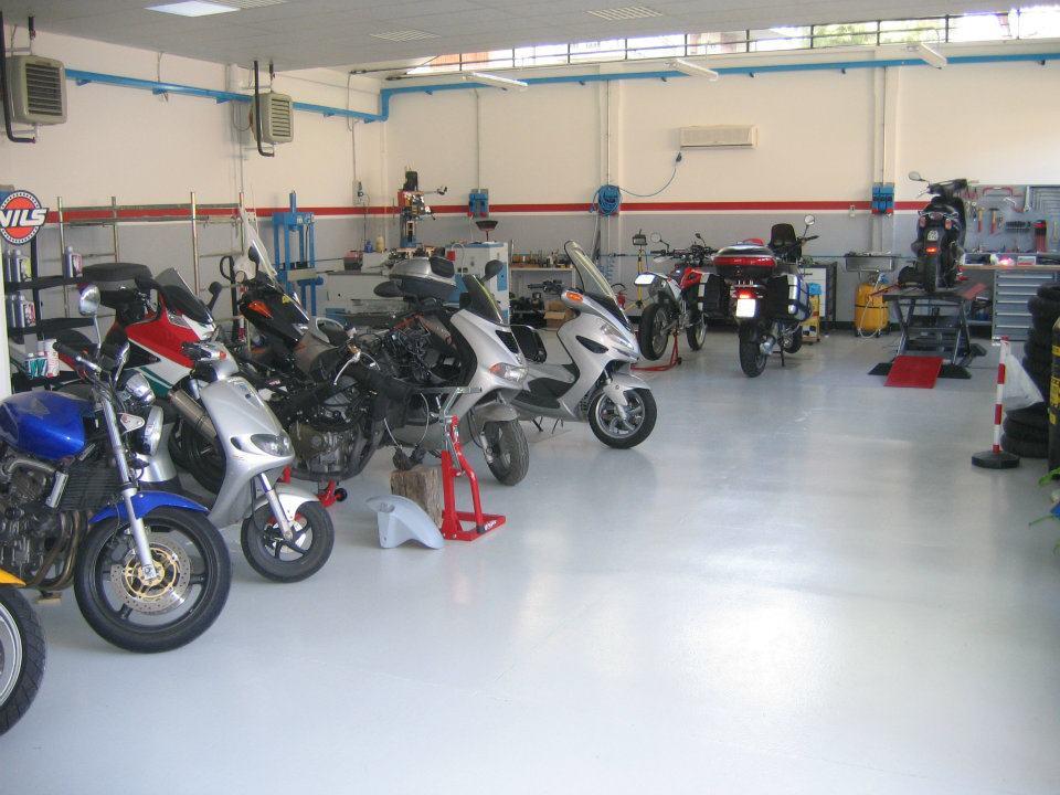 Officina mc garage officina moto ravenna for Officina garage indipendente