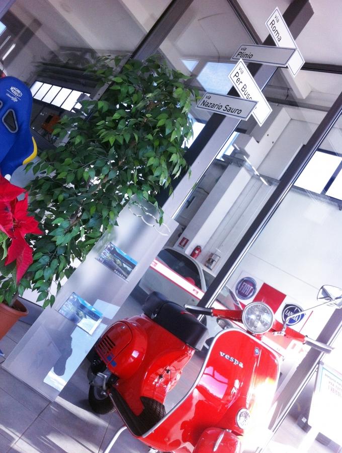 Officina garage roma a legnano migliore officina della for Piani di officina di garage