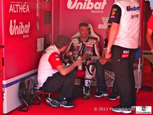 Davide Giugliano @ SBK Monza 2013-s 1