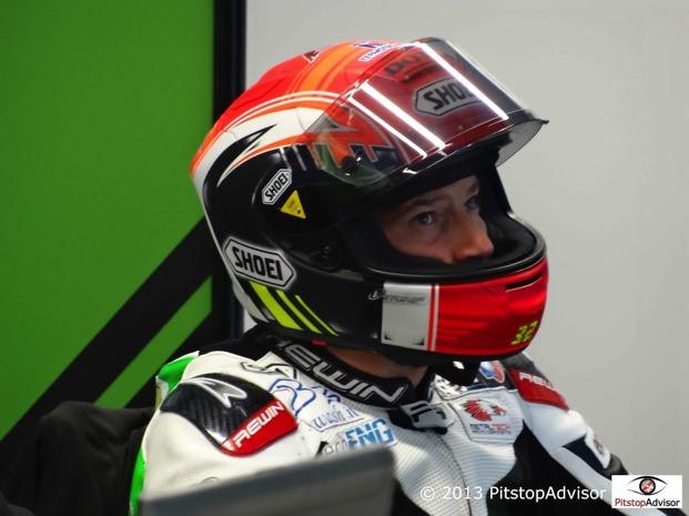 Fabrizio Lai - @ SBK Monza 2013-s