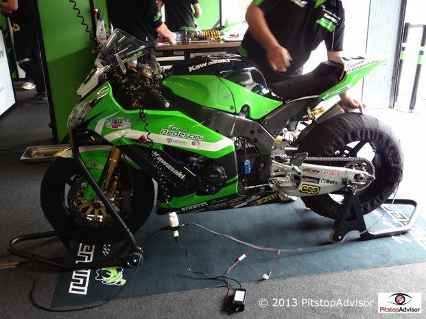 Moto di Sandi @ SBK Monza 2013-s