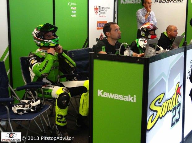 Sandi e Lai @ SBK Monza 2013-s