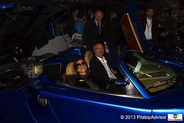 Grace e Antonio @ Autopromotec