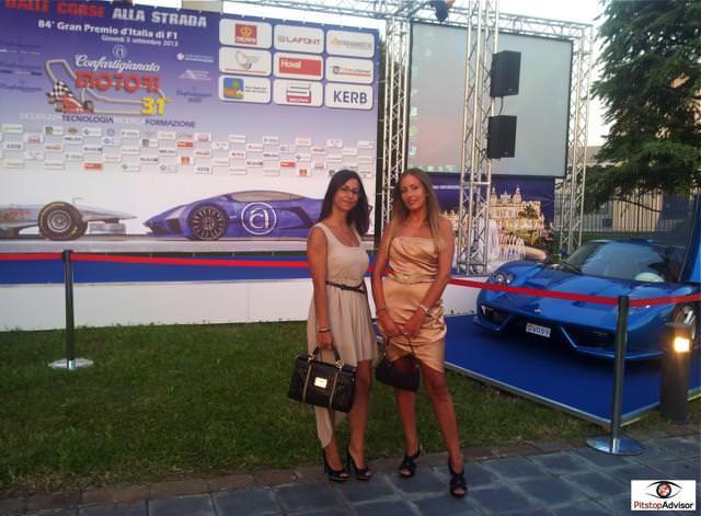 1. Evento Confartigianato Motori - Monza GP F1 2013