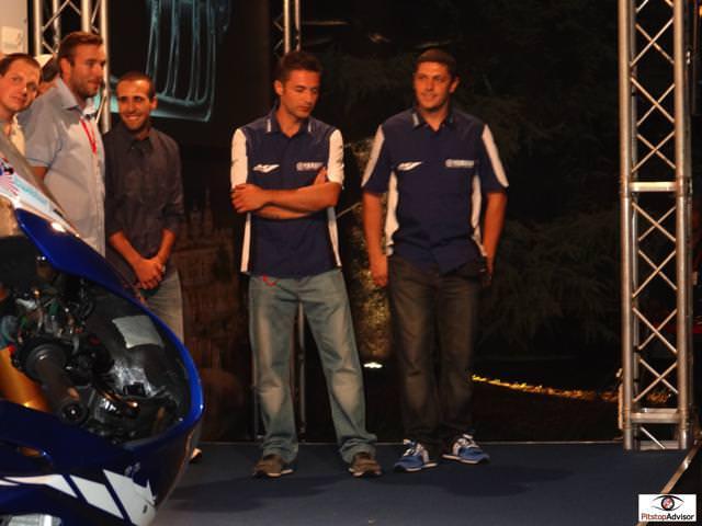 4. Meccanici Yamaha - Monza GP 2013
