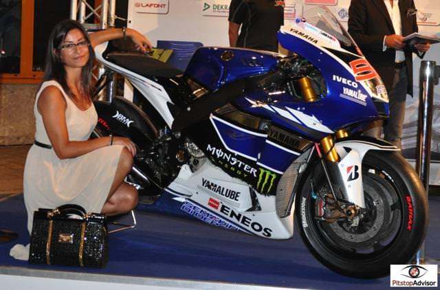 5. Meccanici Yamaha - Monza GP 2013