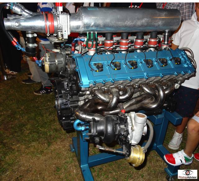 6. Motore Montecarlo Automobile