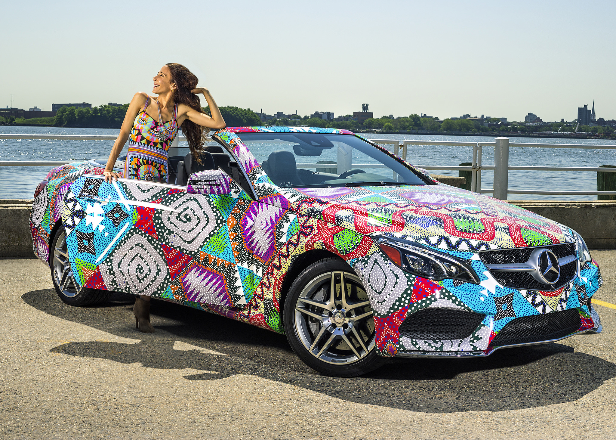 Donne e Motori, le foto migliori! – Fashion car wrapping!