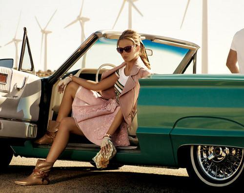 Donne e Motori, le foto migliori! – Vintage Fashion