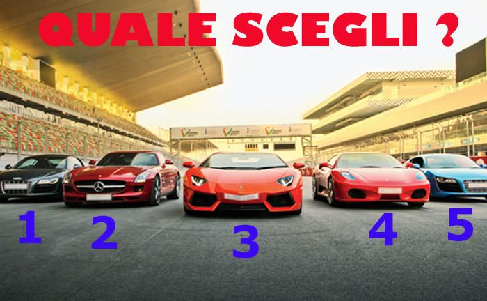 Donne e Motori, le foto migliori! - Lamborghini, Ferrari, Audi e Mercedes, quale scegli?