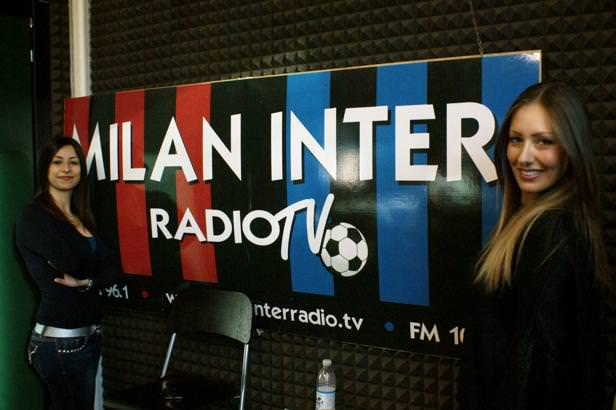 PitstopAdvisor a Radio Milan - Inter (Donne, Motori e Calcio) VIDEO e FOTO 1