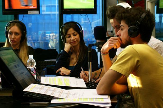 PitstopAdvisor a Radio Milan - Inter (Donne, Motori e Calcio) VIDEO e FOTO 4