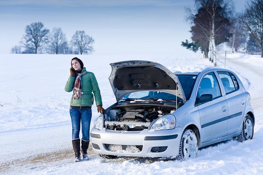Batteria dell'auto in inverno - consigli per quando fa freddo