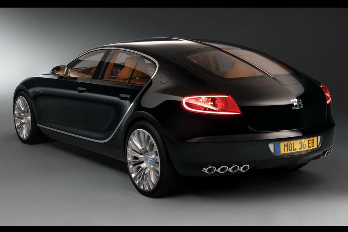 Donne e Motori, le foto migliori! – Bugatti Galibier