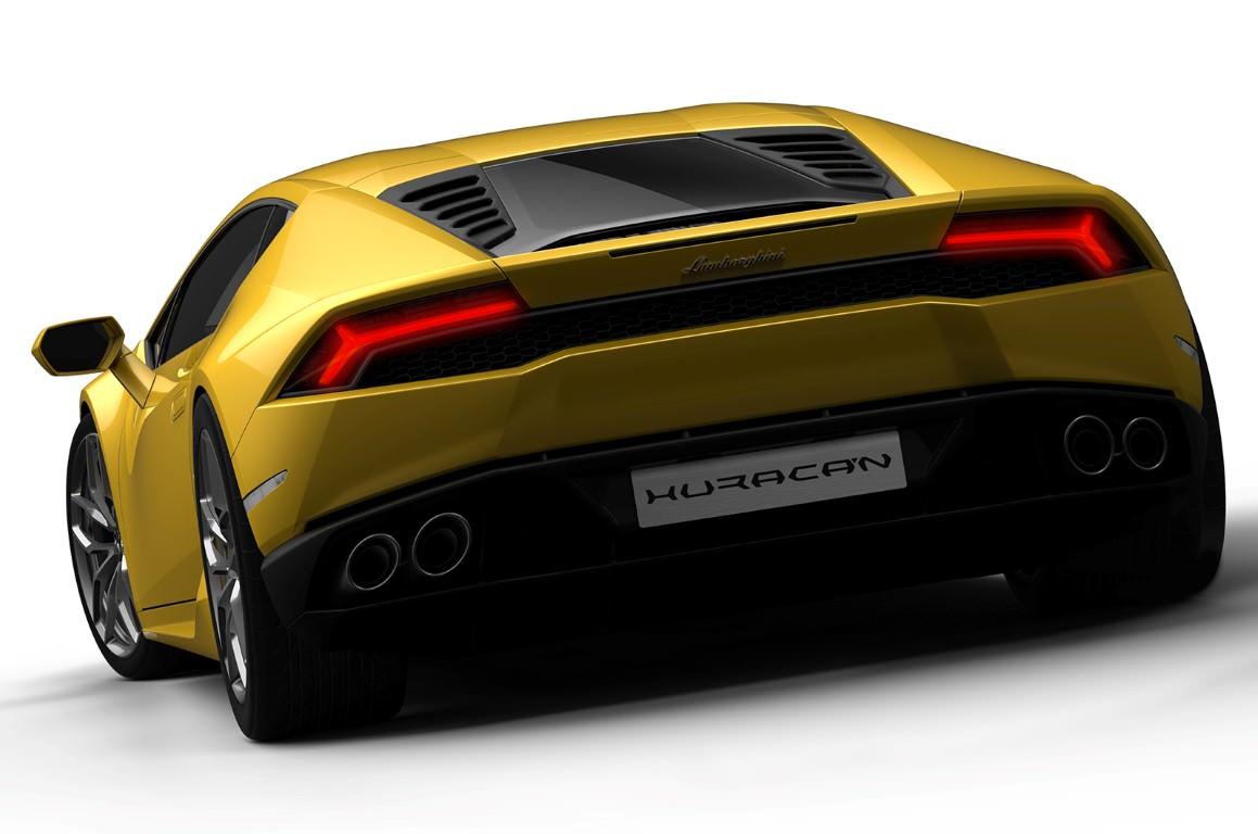 Lamborghini Huracan, scarichi