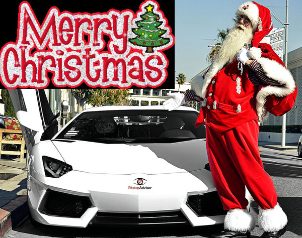 Buon Natale da PitstopAdvisor