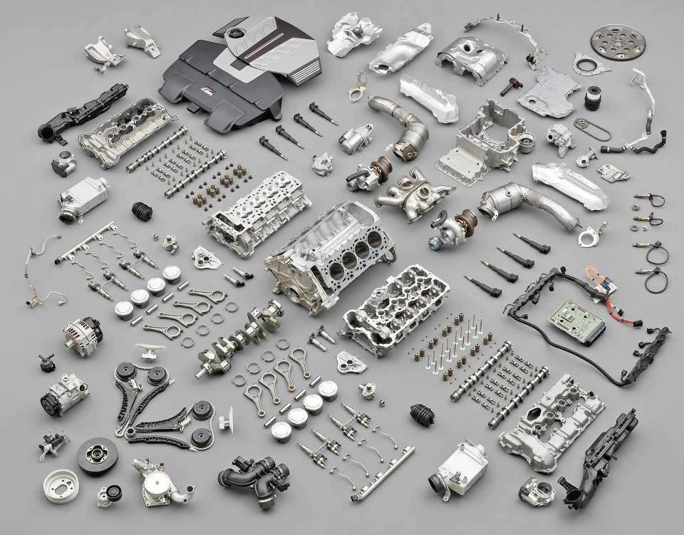 Mercedes Parts Wholesale Germany