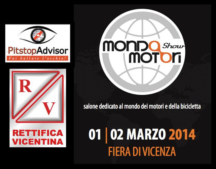Mondo Motori Show di Vicenza - PitstopAdvisor ci sarà e tu?