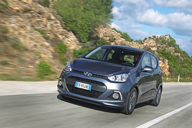 Nuova Hyundai i10. Citycar? No, City Star 2