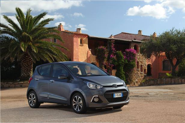 Nuova Hyundai i10. Citycar? No, City Star 4