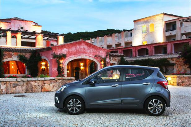 Nuova Hyundai i10. Citycar? No, City Star 5