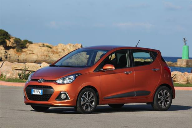 Nuova Hyundai i10. Citycar? No, City Star 7