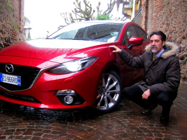 Test Drive Mazda 3 - opinioni 2