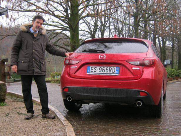 Test Drive Mazda 3 - opinioni 4