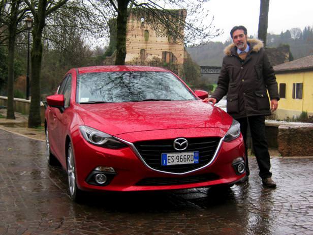 Test Drive Mazda 3 - opinioni 5