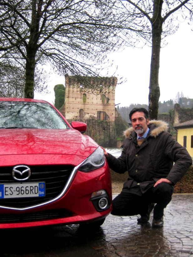 Test Drive Mazda 3 - opinioni 6