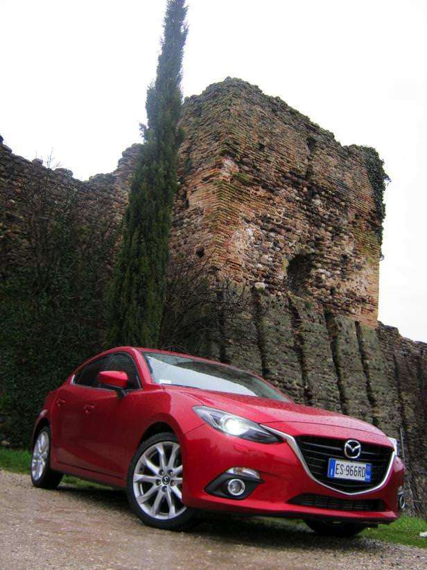 Test Drive Mazda 3 - opinioni 7