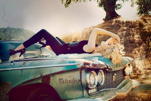 Donne e Motori, le foto migliori! – Moda estate 2014