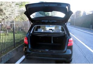 suv monovolume o station wagon mercedes classe b 160 cdi test auto. Black Bedroom Furniture Sets. Home Design Ideas