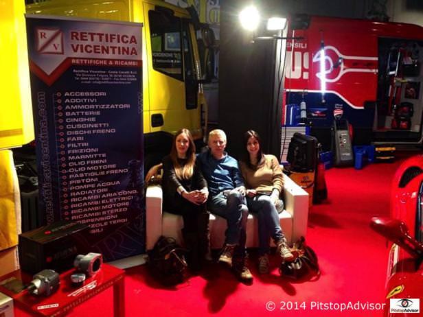 Motor Show di Vicenza - auto, moto e fantasia 1