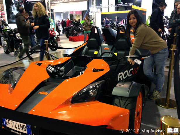 Motor Show di Vicenza - auto, moto e fantasia 12