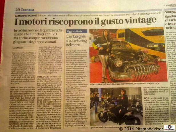 Motor Show di Vicenza - auto, moto e fantasia 16