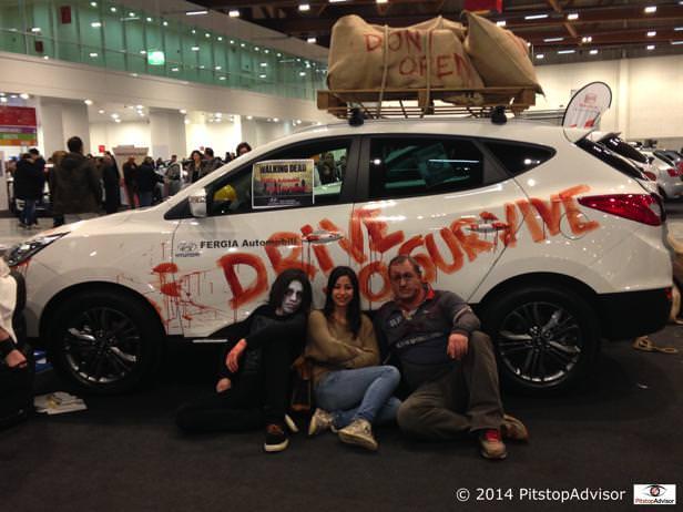 Motor Show di Vicenza - auto, moto e fantasia 6