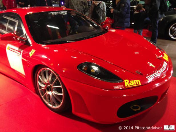 Motor Show di Vicenza - auto, moto e fantasia 9