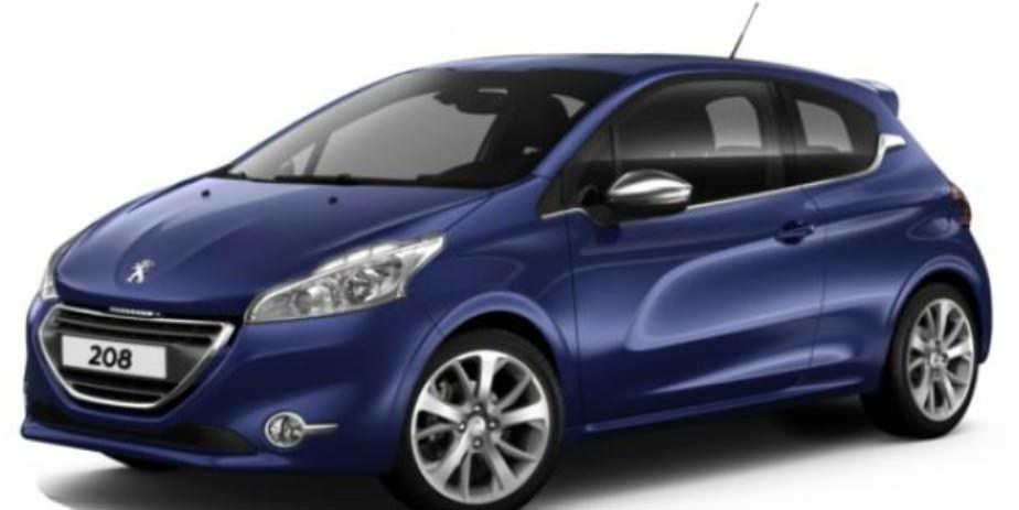 Peugeot 208 1 2 test auto opinioni consumi prestazioni for Interno peugeot 208