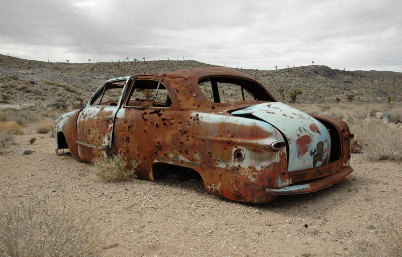 How To Stop Rust >> Ruggine sulla carrozzeria dell'auto? Ecco come prevenirla!