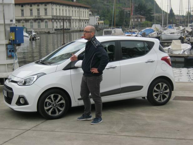 Nuova Hyundai i10 -2