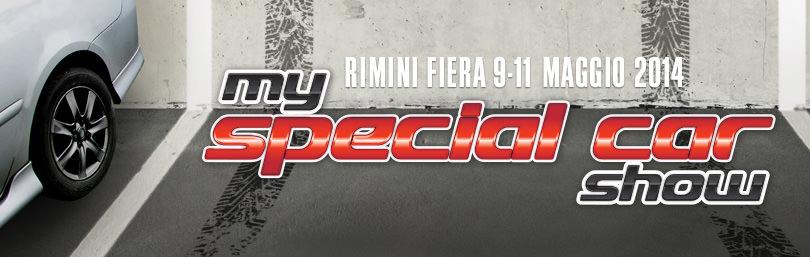 My Special Car Show -Rimini 2014