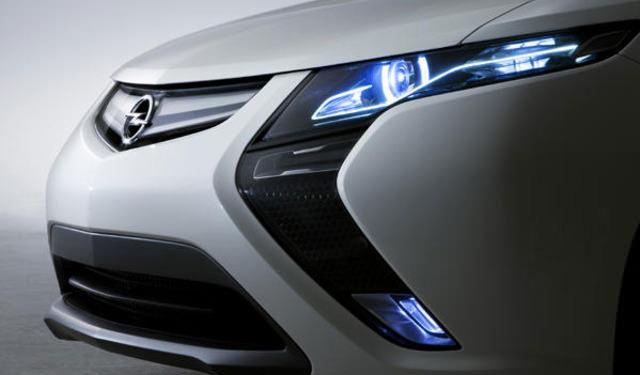 Opel Ampera - Elettrica 2