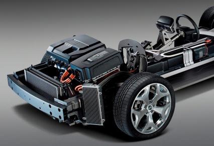 Opel Ampera - Elettrica 3