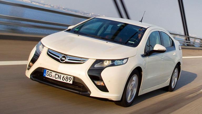 Opel Ampera - Elettrica 5