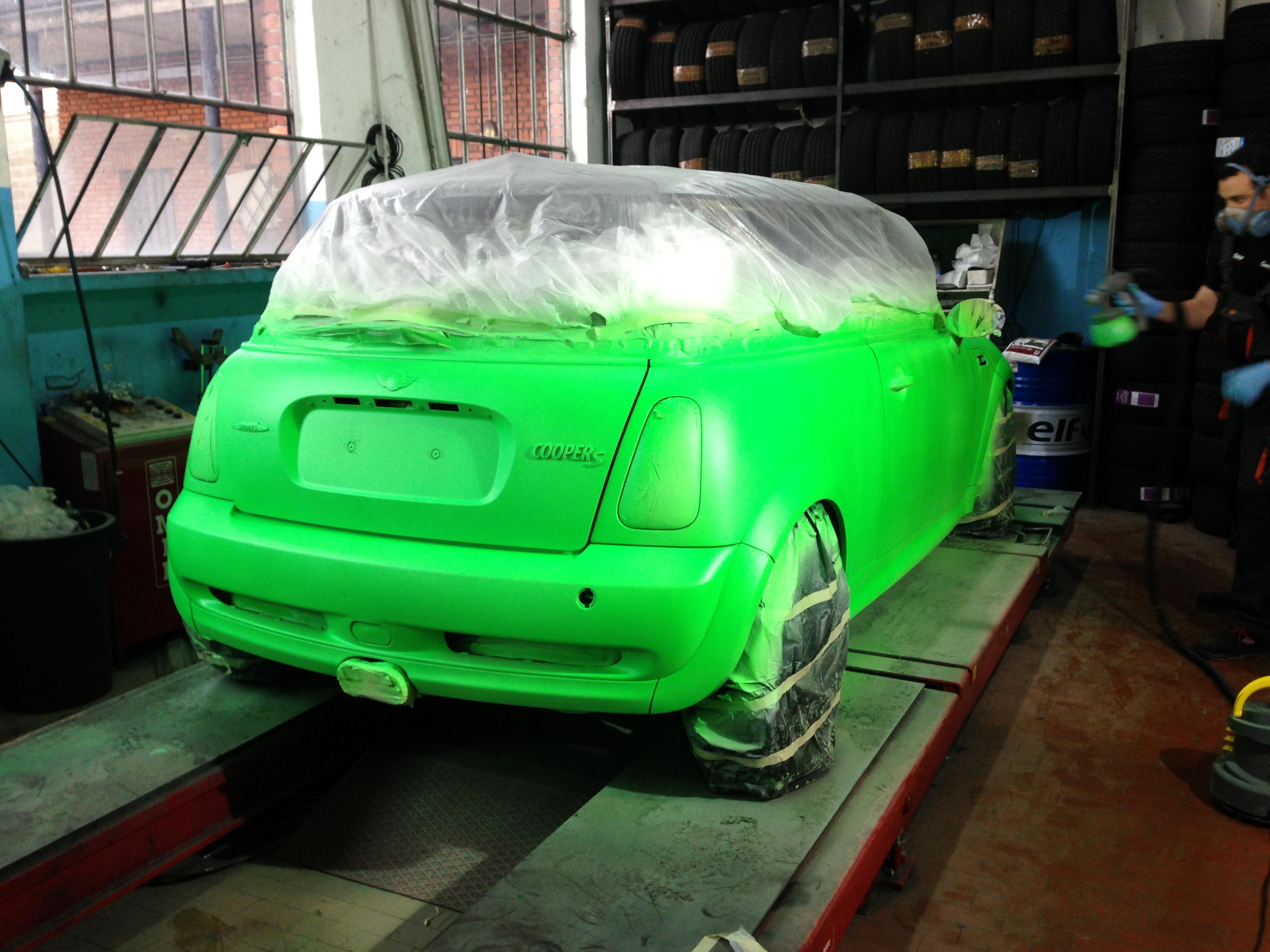 Pellicole per auto Plasti Dip 4