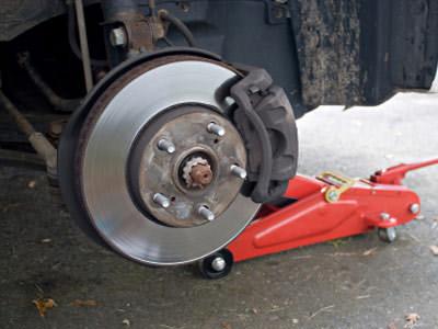 E Brake Pads For A  Suzuki Reno