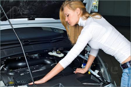 Radiatore auto- come controllare il livello di acqua nel radiatore ok