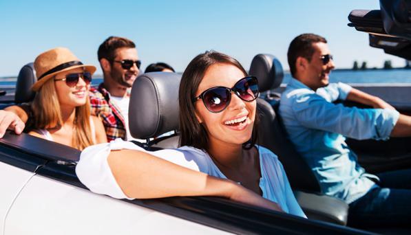 Come risparmiare sull'auto - Con BlaBlaCar