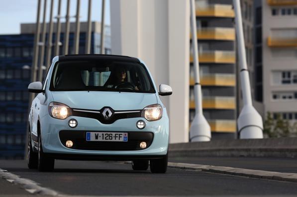 Nuova Renault Twingo 2014, vuoi provarla 2